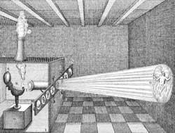 Lanterne magique de Kircher
